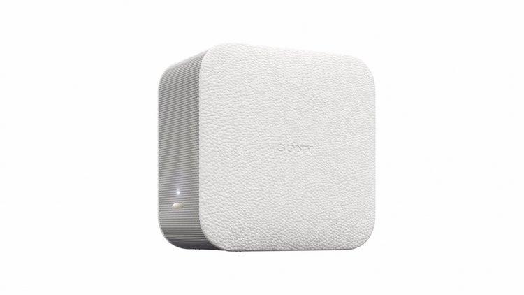 Beam It: Sony Portable Ultra Short Throw Projector