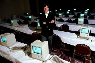 20 Defining Moments in the Life of Steve Jobs