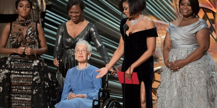 The Most Inspiring Moments From This Year's Oscars