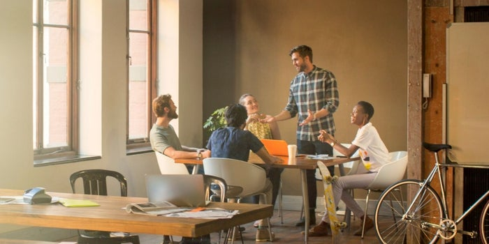 Building a Hard-Working Team Starts With You