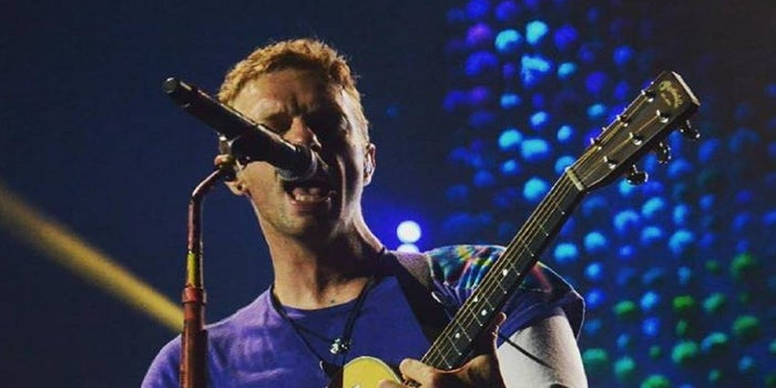 Coldplaying with Chris Martin on his 40th Birthday: #10 Facts