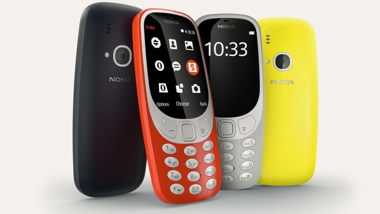 The New Nokia 3310 Gets A Camera, Expandable Storage, And A Design Makeover