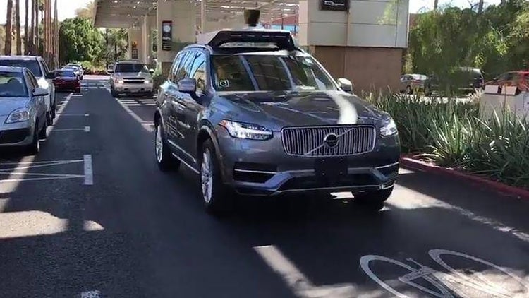 In About-Face, Uber Will Apply for California Self-Driving Car Permit
