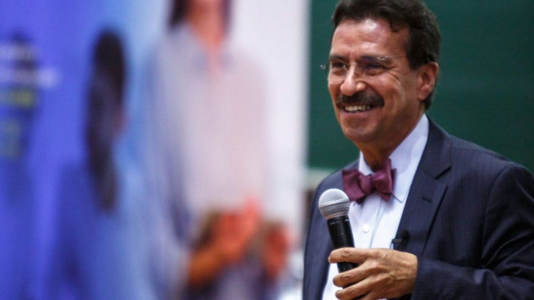 Dr. René Martín, un líder empresarial con calidad humana