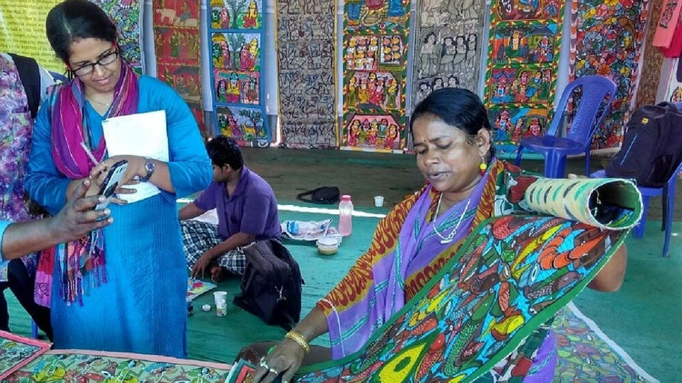 Painting the Path to Empowerment