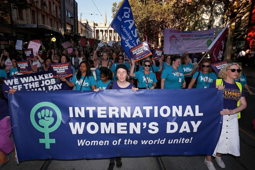 The Awesome Ways People and Companies Are Taking Part in International Women's Day