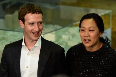 Mark Zuckerberg and Priscilla Chan Expecting Second Daughter