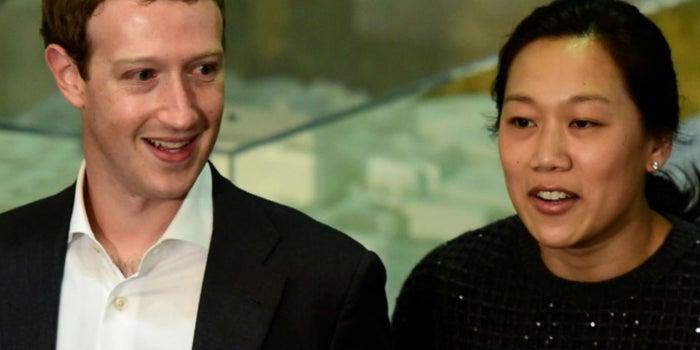 Mark Zuckerberg y Priscilla Chan esperan a su segunda hija