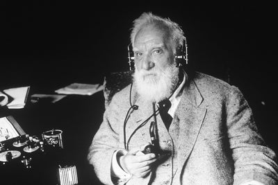 12 Inspiring Quotes From the Inventor of the Telephone, Alexander Grah...
