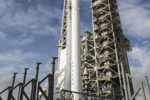 SpaceX Launch Delayed to Thursday Due to Weather. Here's How to Watch Live.