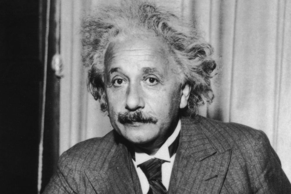 10 Albert Einstein Quotes on Creativity, Happiness, Success and More