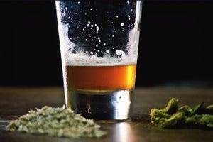 Researchers Believe Legal Marijuana Could Hurt Beer Sales