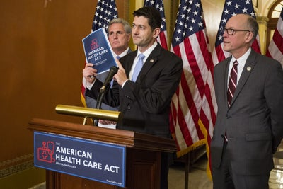 GOP Health Care Act Would Reduce Deficit, But Leave Millions Uninsured...