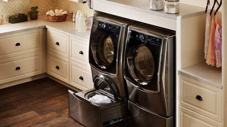 Double Down: LG Introduces TWINWash Washing Machine