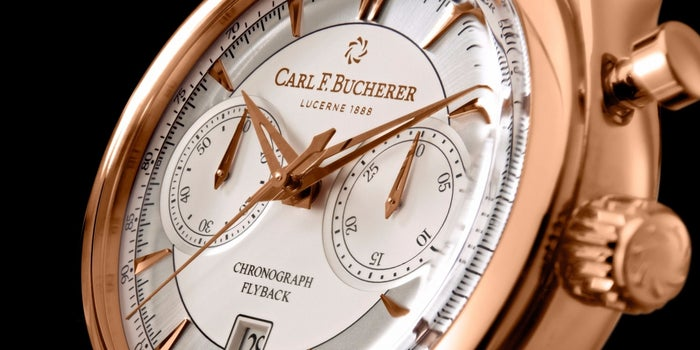 The Executive Selection: Carl F. Bucherer