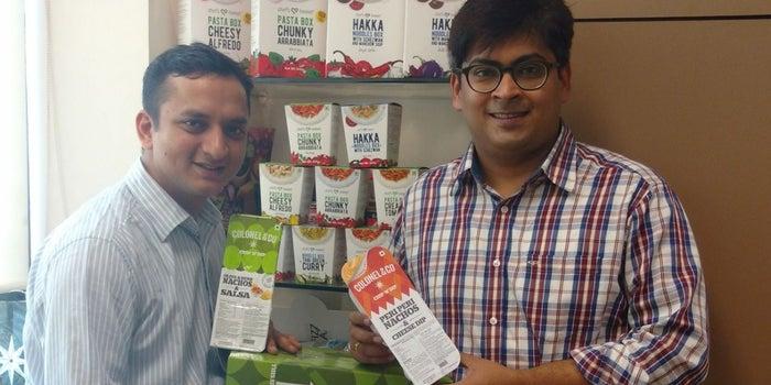 Repackaging Packaged Foods Business