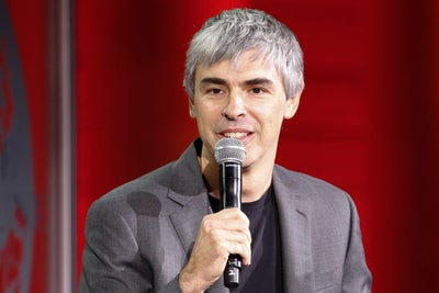 12 Quotes From Google's Larry Page on Drive, Success, Creativity and H...