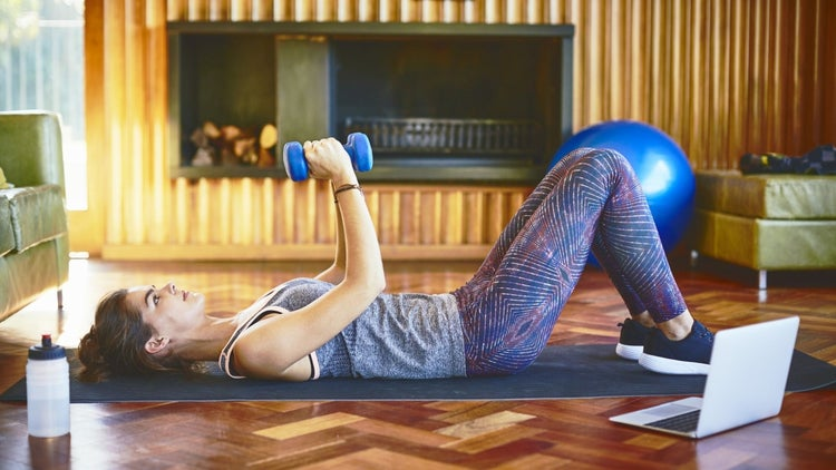 4 Reasons Fitness Is Moving From the Gym to the Home