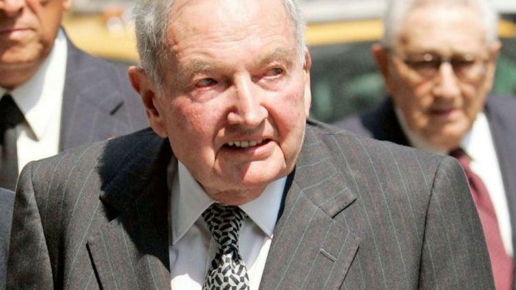 Muere el millonario filántropo David Rockefeller a los 101 años