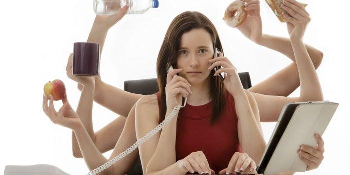 Multitasking y otros dos 'ruidos' a eliminar para ser eficiente