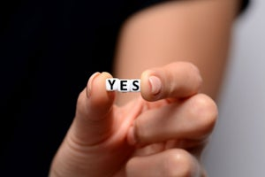 Cómo obtener el 'sí'