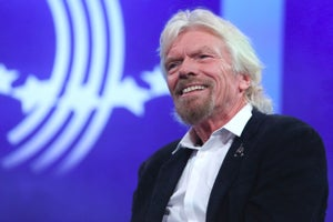 25 of Richard Branson's Favorite Quotes