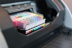 Recolección y entrega de cartuchos de impresoras a domicilio