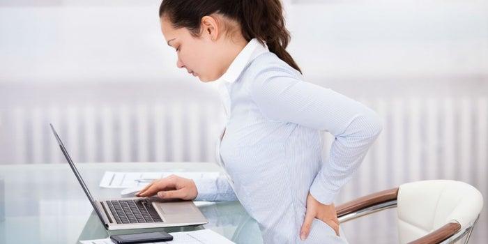 ¿Tu espacio de trabajo es poco saludable?