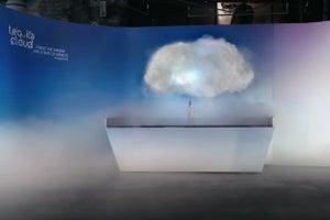 Ad Company Creates Working Tequila Cloud