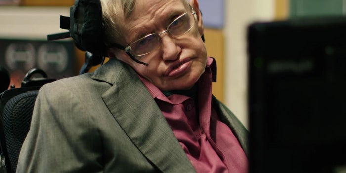 Watch Stephen Hawking Audition A-List Actors to Be His New Voice