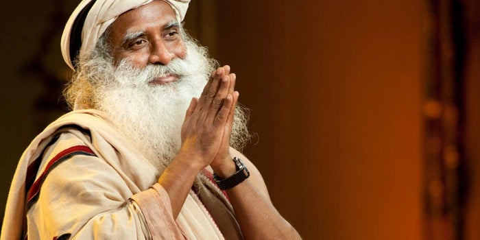 An Indian Mystic's 5 Simple Life Hacks For Entrepreneurs