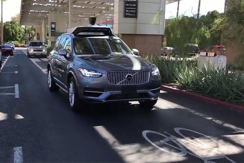 Uber Brings Self-Driving Program Back After Car Crashes in Arizona