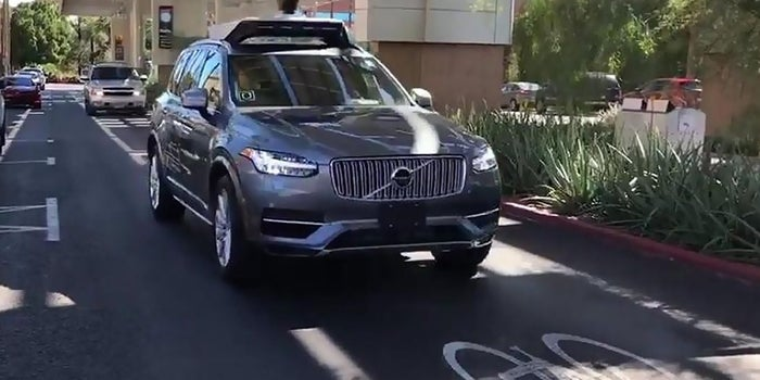Uber Brings Self-Driving Program Back After Car Crashes in Arizona