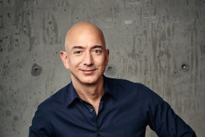 Jeff Bezos Becomes World's Second Richest Person