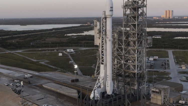 SpaceX Made History Last Night. Watch It All Unfold.