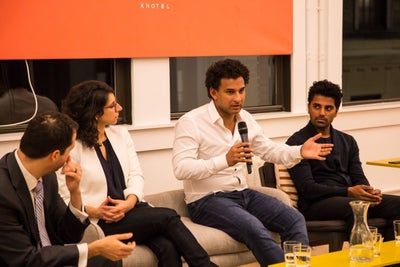 Founders of Venmo and Foursquare Explain How Entrepreneurs Can Help Im...