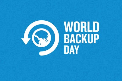 Happy World Backup Day! And What the Heck Is World Backup Day?