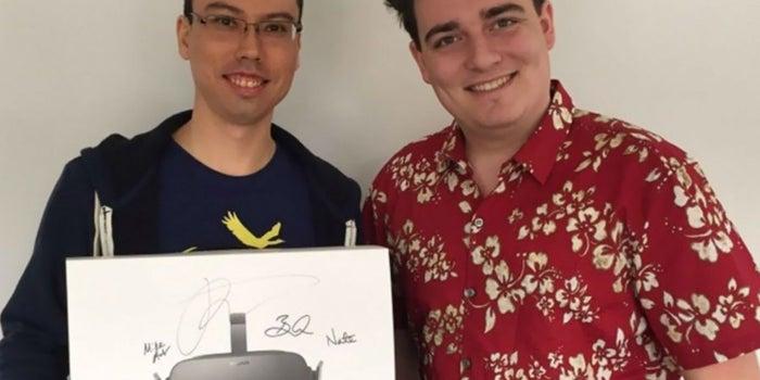 Palmer Luckey, el startupero de la realidad virtual, deja su cargo en Oculus