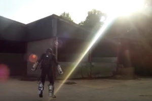 Watch This Guy Try, Fail and Eventually Succeed to Build His Own Functioning Iron Man Suit