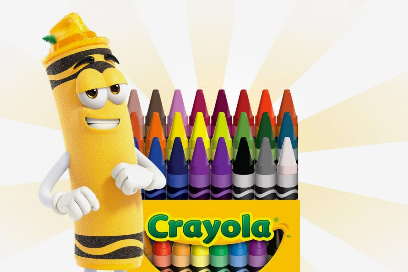 people and brands share ideas for crayolas new crayon color