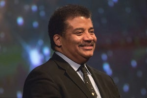 Neil DeGrasse Tyson Is All Set to Go to Mars … If Elon Musk Sends His Mom First