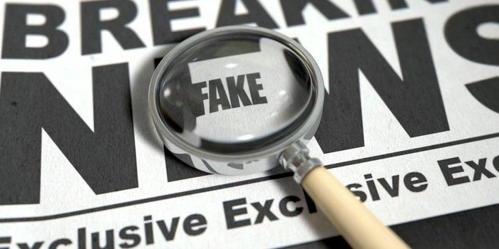 Cómo distinguir las noticias falsas en redes sociales