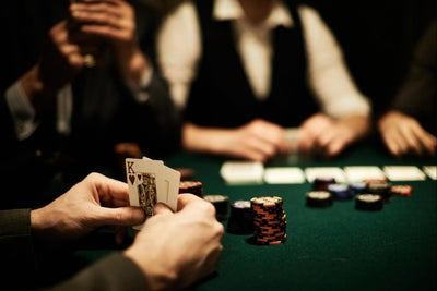 Straight Talk: What a Lifelong Love of Poker Taught Me About Business