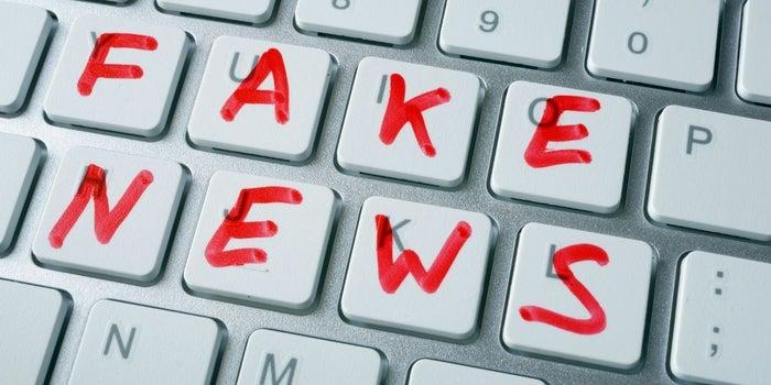 Facebook se une a una iniciativa global para combatir las noticias falsas