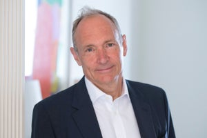 Web Pioneer Tim Berners-Lee Wins Computing's Highest Award