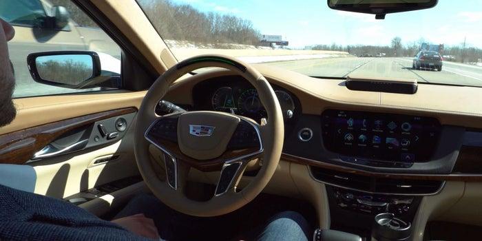 GM's Autonomous Super Cruise Arrives This Fall