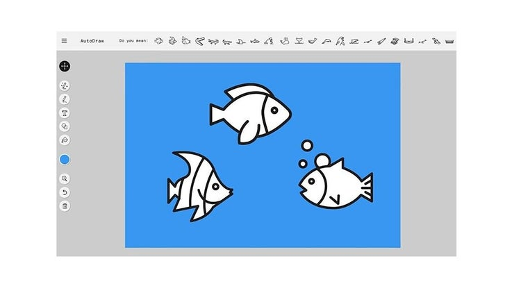 Google AutoDraw Turns Doodles Into Art