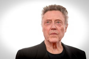 Hotel Guest Requests, and Receives, Framed, Signed Photo of Christopher Walken