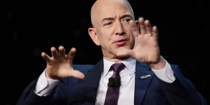 Read Jeff Bezos's Inspiring Letter to Shareholders on Why He Keeps Amazon at 'Day 1'