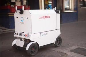 Yelp Tests Robot Food Deliveries